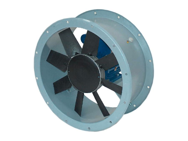 CC-314 M  Cased Axail Fan (Single Phase)