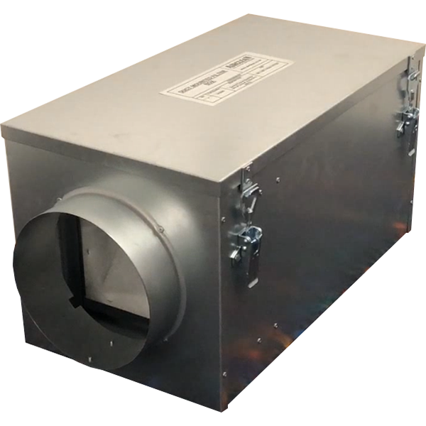 Duct Mounted Filter Box - M6 grade Bag filter
