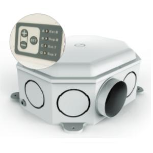 Mev Spider - Mechanical Extract Ventilation Unit