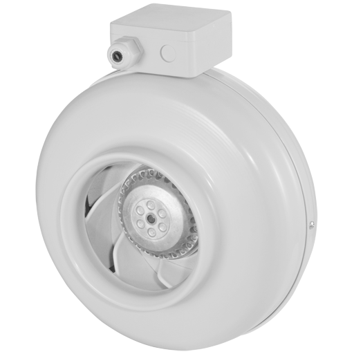 Ruck RS 250L 10 Metal Inline Centrifugal Fan