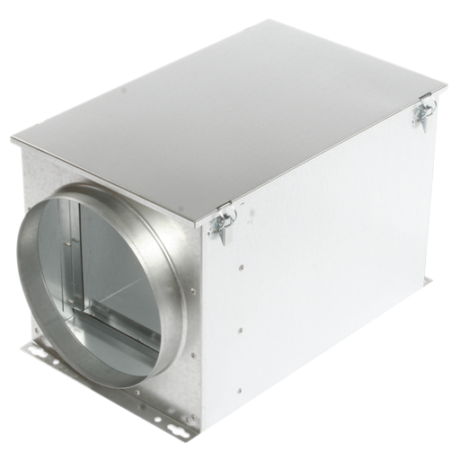 Filter Box With F7 Grade Bag Filter - 125mm