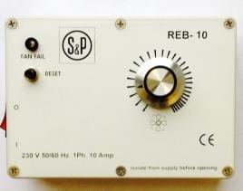 Soler /& Palau REB10 Electronic Speed Controller