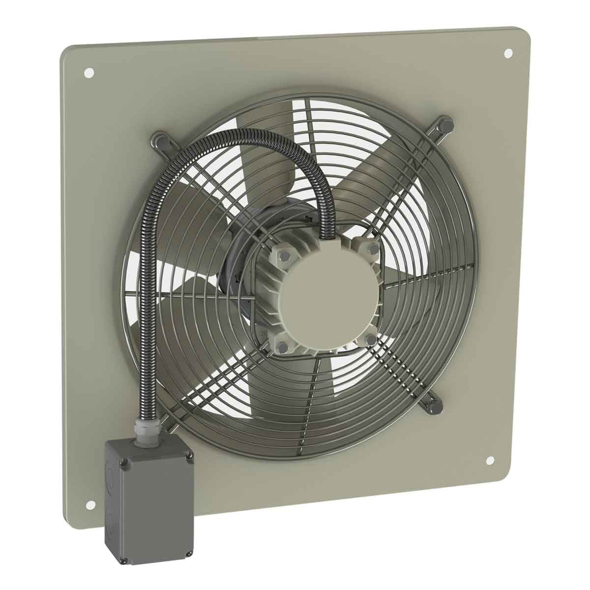 250mm Plate Axial Fans