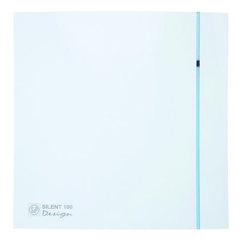 Bathroom extractor fans silent 100 chz design 12vdc for Decor 100 silent