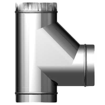 Stainless Spiral Ducting & Fittings