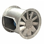 Biflow SB (CYL) Bifurcated Cylindrical Axial Flow Fan - 400mm