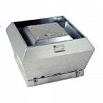 Clearflow CF Roof Mounted Vertical Discharge Centrifugal Fan - CF315/4-1AC - Single Phase