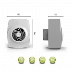 Filterless Infinity Extract Fan - INF230v