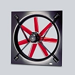 HCFT/4-800mm plastic impeller plate fan