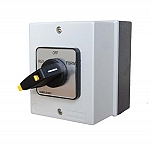 Commercial Single or 3 phase Fan Reversing Switch - RS1
