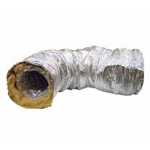 Acoustic Aluminium Flexible Ducting - 10 Mtr - Tecsonic