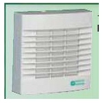 Economy Airvent 100mm Fan with Timer & Shutter