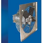 FlameProof Plate Axial Fan - Three Phase -FLP 18 Eexd IIC T4 (4-POLE)