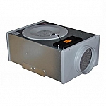Acoustic MiniBox Fan - MINI-BOX 100mm