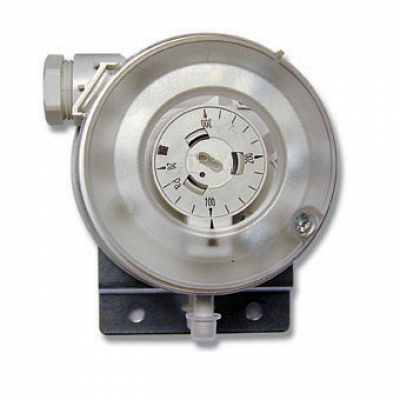 Differential Pressure Switch - 100 - 1000 Pa - IP65