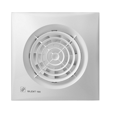 Silent 100 Extractor Fan 1