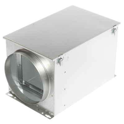 Filter Box With F7 Grade Bag Filter - 200mm 1