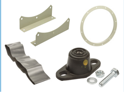 Cased Axial Fan Mounting Kits